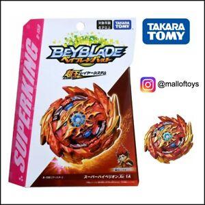 Takara-Tomy-Beyblade-Burst-Booster-B-159-Superking-Sparking-Hyperion-Xc-1A-US
