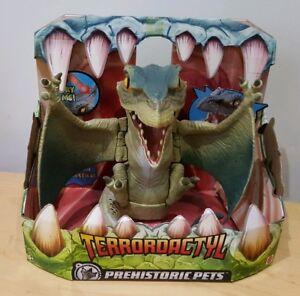 Jouet de dinosaure Terroractyl Interactive en ptérodactyle interactif * nouveau * Noël