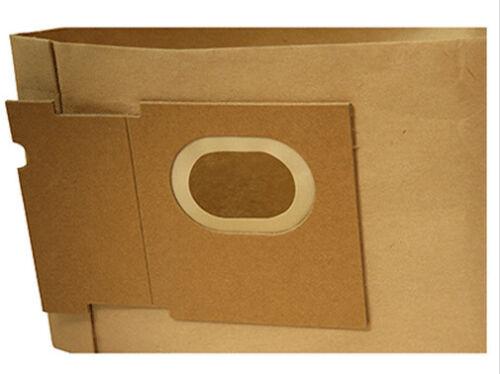 E36 aspirateur sac à poussière pour ELECTROLUX Z1415 pack de 5