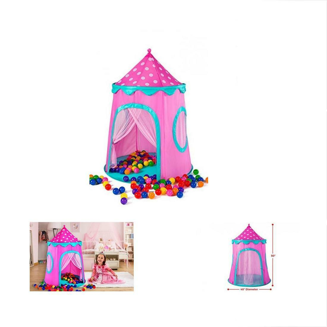 Kids Kids Kids Play Tents & Tunnels Tent Indoor Pop Up Outdoor Princess Toddler Toy Boy 0b7f4d