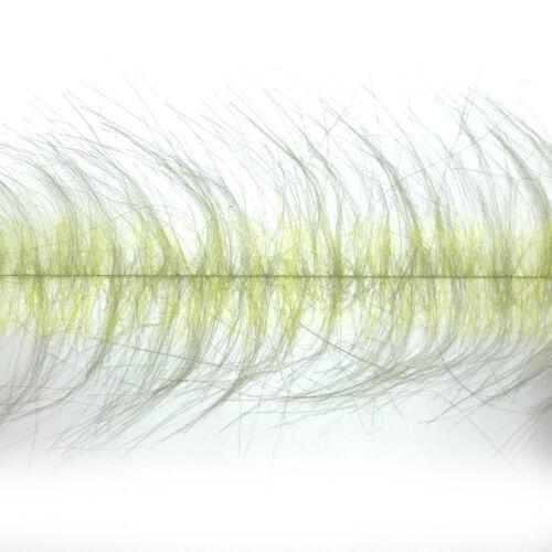 "Enrico Puglisi Fly Tying Baitfish Streamer Brushes EP CRAFT FUR BRUSH 3/"" WIDE"