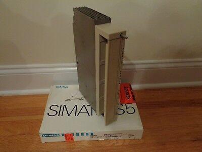 SIEMENS SIMATIC S5 32xDC 24V DIGITAL INPUT MODULE 6ES5 430-7LA12