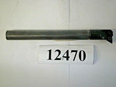 "3//8/"" X 3-1//2/"" OAL CARBIDE BORING BAR CCMT 21.5 NON-COOLANT **NEW** PIC#13310"