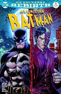 0ff67a71427670 ALL-STAR BATMAN  1 REBIRTH TYLER KIRKHAM MIDTOWN COLOR VARIANT (DC ...
