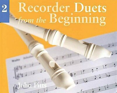 Intellective Recorder Duets From The Beginning Book 2 New 014027027 Buy Now Instruction Books, Cds & Video