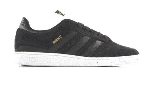 Adidas Busenitz Negro Running Blanco Oro Skate marca precio descuento descuento reducción marca Skate de zapatos de hombres 1c377e