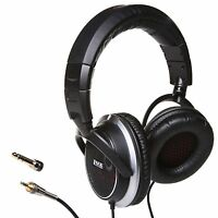 LyxPro OEH-10 Over-Ear 3.5mm Wired Headphones