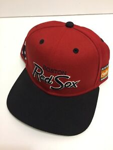 Nike Boston Red Sox Hat Snapback Cap Cooperstown Collection Script ... 613c12df461