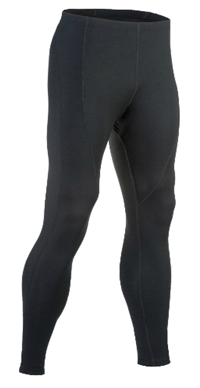 Engel Sports - Leggings Made of Wool and Silk - Made in Germany - Men's