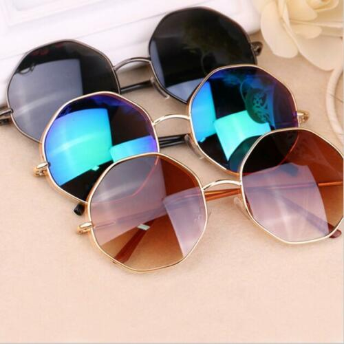 Women/'s Hexagon Eye Sunglasses Retro Classic Designer Vintage Retro Sunglasses