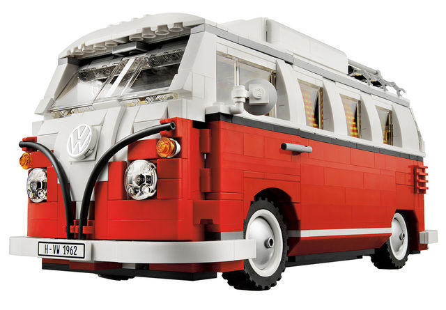 LEGO Volkswagen T1  Camper Van(Hard To Find) Item 10220 - Sealed in Box  promotions passionnantes