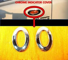 CHROME INDICATOR SHOW COVER FOR All car MAHINDRA SCORPIO