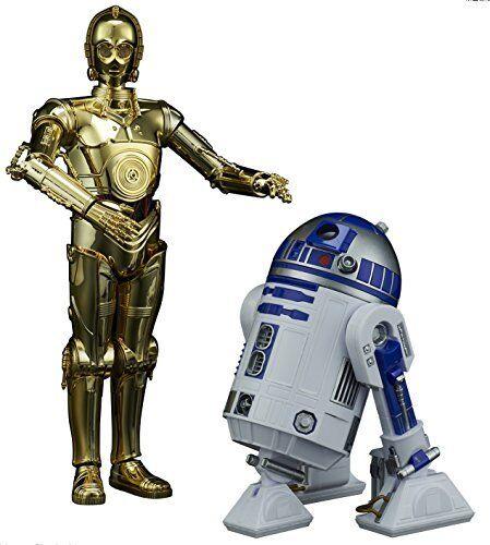[estrella guerras] The Last Jedi C-3PO  & R2-D2 1 12 Scale Plastic modellololo  vendendo bene in tutto il mondo