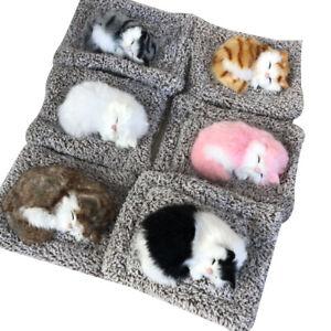 HD-Cute-Simulation-Sleeping-Cat-Plush-Bamboo-Charcoal-Doll-Car-Dashboard-Decora