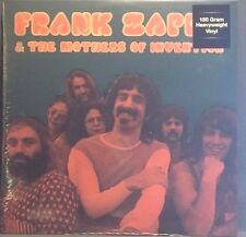 Frank Zappa & the Mothers - Live at Piknik 180g Import LP - SEALED NEW! Live '70