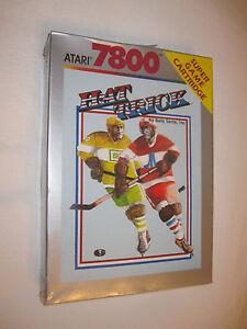 Hat-Trick-Atari-7800-Brand-New-Sealed
