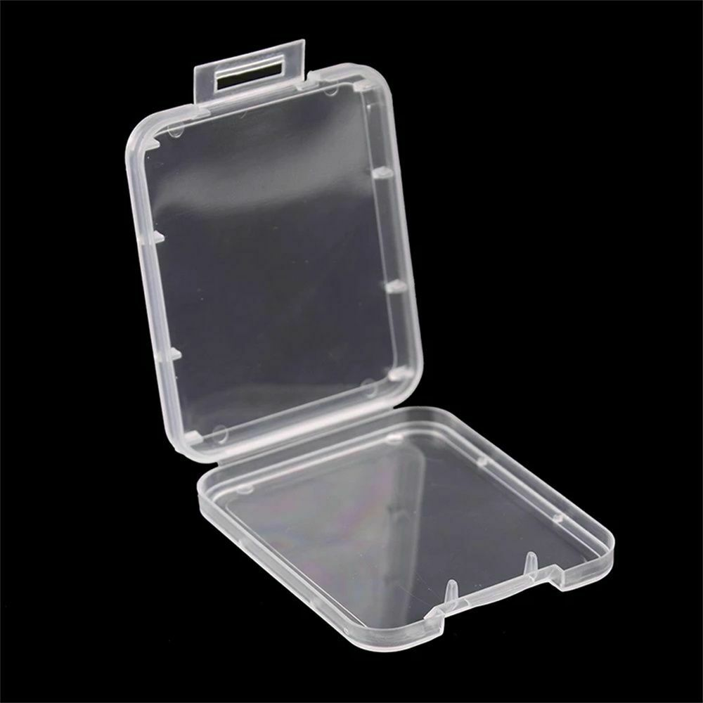 Anit-Lost Durable Portable for SD SDHC MMC XD CF Cards Holder Memory Card Cases