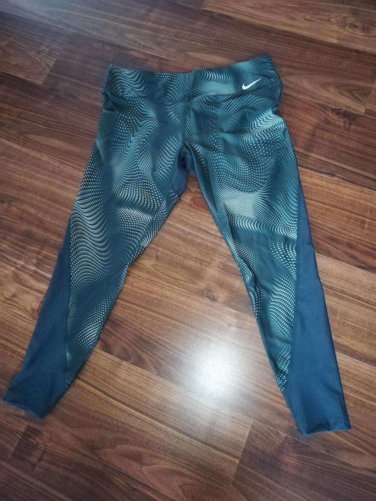 Nike entrenamiento-Tights señora gran tamaño ah9101-328 fitness vomite pantalones nuevo 1xl