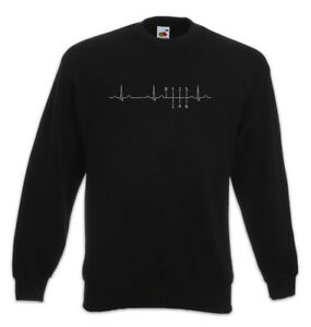 Love de shirt Head Petrol Racer changement Car Heartbeat Sweat Jumper de Fun vitesse 4q7Fwaw