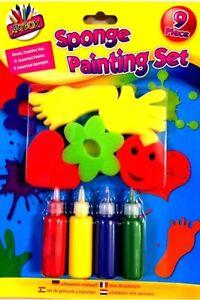 Kids-Paint-Brushes-Sponge-Painting-Brush-Finger-Paints-Set-for-Children-Toddlers