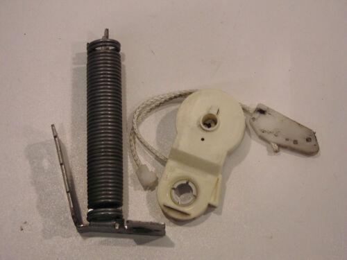 Ressorts et commande à câble pour türschanier Siemens s9j15 63a630//17