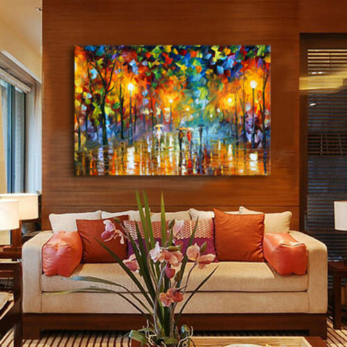 """Modern Large Hand-painted Art Oil Painting Wall Decor Canvas No Frame 36"""""""