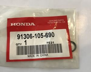 9.5X1.5 O-RING ID=9.5mm T=1.5mm HONDA 91306-105-690 91306-MG3-000 91307-PK2-005