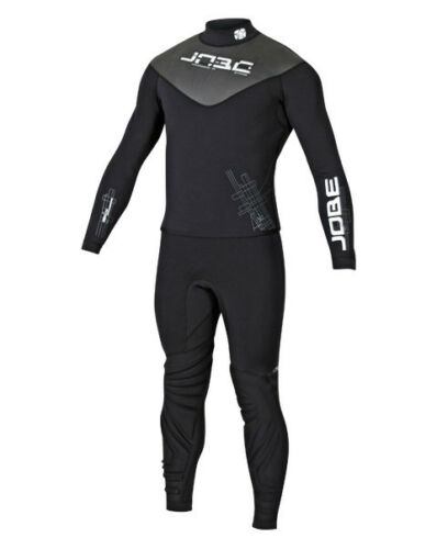 Jobe Deluxe Long John Jacket DLX Men M Neopren Surf Kite Wakeboard Jetski M-N