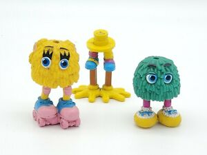 Vintage-Mixed-Lot-of-2-McDonalds-Funny-Fry-Friends-Fry-Guys-Kids-Happy-Meal-Toys