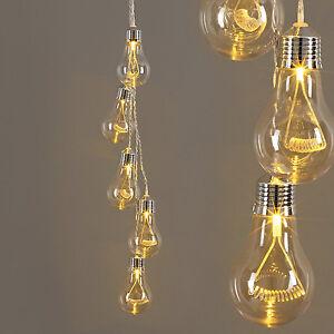 5 warm white led edison style bulb cluster hanging ceiling pendant image is loading 5 warm white led edison style bulb cluster aloadofball Gallery