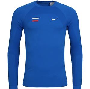 Nike-Russland-Baselayer-Fitness-Sport-Funktionsshirt-Shirt-NEU-OVP-2XL-gym-putin