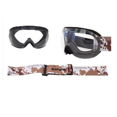 Mask Mask Military Clear Lenses Lens ethene milhook 05t