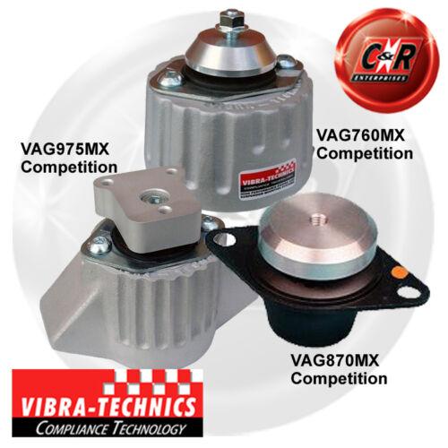 VW Corrado 4 cyl Vibra Technics complet moteur Mount trousse de course
