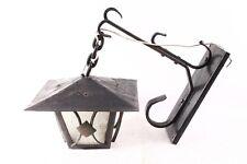 Alte Laterne Außenlampe Gartenlampe Außenbeleuchtung Wandlampe Kult Retro