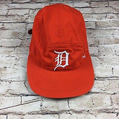 website for discount preview of huge discount 47 Brand Detroit Tigers Hat - Adjustable Cap - Orange - MLB ...