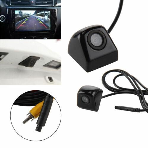 Visión nocturna coche trasera vista cámara CCD Backup HD ir de marcha atrás 170 ° Impermeable
