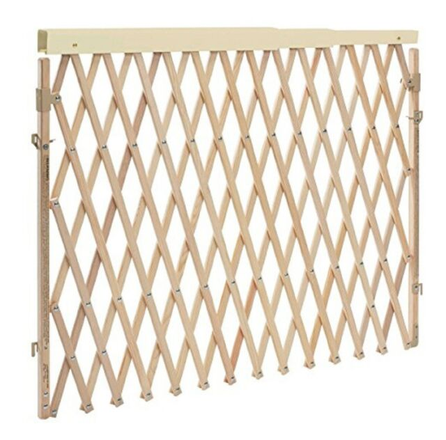 4623 24-60 x 32-In Wood NORTH STATE IND INC Portable Swing Gate