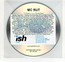 (GP303) MC Rut, I Guess You Could Say - DJ CD