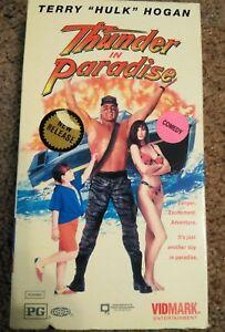 Thunder-in-Paradise-VHS-1995-TERRY-034-HULK-034-HOGAN