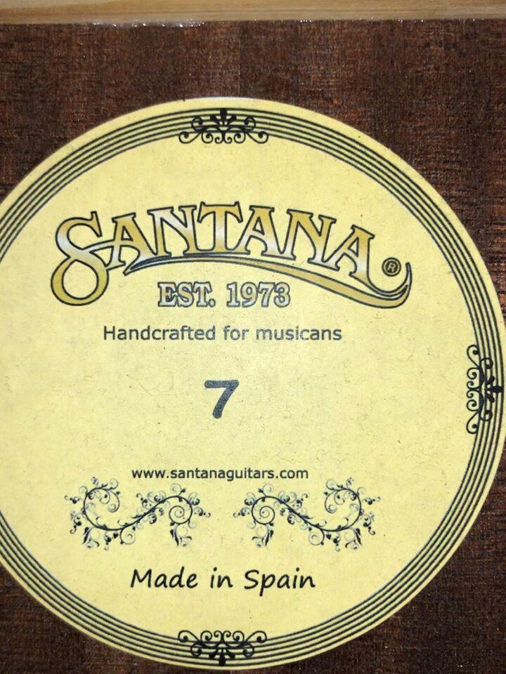 Spansk, Santana Junior