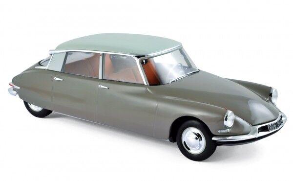 best-seller NOREV 181481 Citroën DS 19 1959 Marroneee-Bianco 1 18 18 18 modellololo di auto  nelle promozioni dello stadio