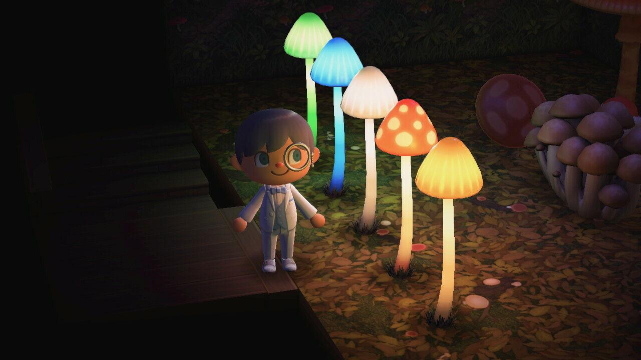 Mushroom Animal Crossing New Horizons