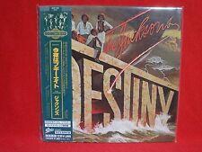 THE JACKSONS Destiny + 2 JAPAN Mini LP CD 1978 EICP-1202 Michael Jackson