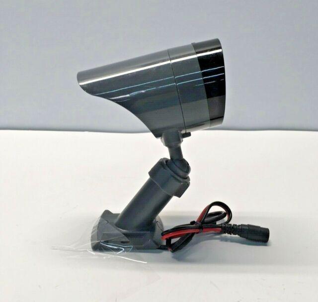 VIVINT VS-HDW400-110 Wireless Wide Angle Night Vision Waterproof Camera Grey