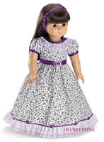 Doll Clothes Ag 18 Dress Victorian Flower Carpatina Made For American Girl Doll