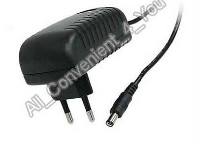 US DC to AC 3.5mm x1.35mm 9V 2A Power Supply adapter For MID Tablet PC Apad