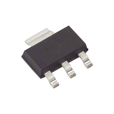 3,3V 0,8A SOT223 LT1117CST-3,3 SMD Spannungsregler