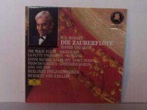Mozart-Die-Zauberfloete-Szenen-und-Arien-DG-1981-CD