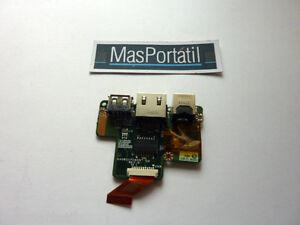 PLACA-USB-RJ45-PORT-TOSHIBA-SATELLITE-U300-U305-P-N-DA0BU1PC6D0