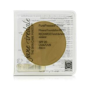 NEW-Jane-Iredale-PurePressed-Base-Mineral-Foundation-Refi-Golden-Glow